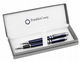 Franklin Covey Freemont Royal Blue Ballpoint Pen & Pencil Set FC0031-4 1314 Boxed